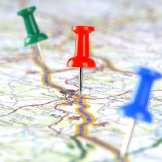 地図で見るアンドーの仕事