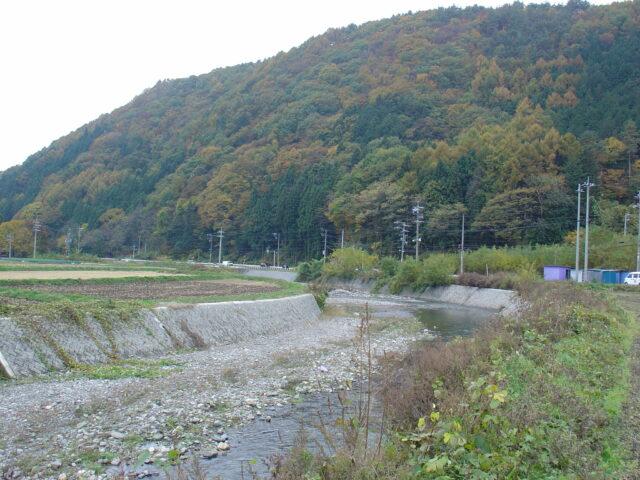 上伊那郡 辰野町 徳本水2号橋設計