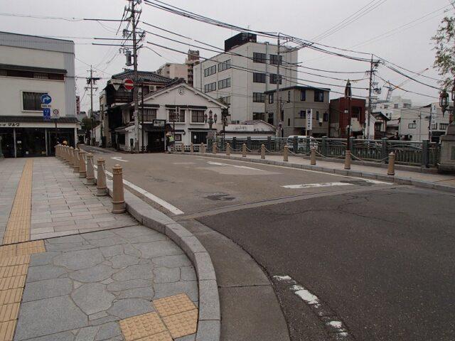 松本市 一ツ橋 橋梁補修設計